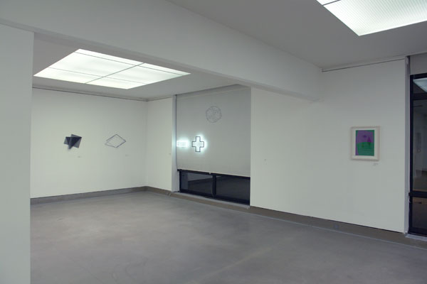 IS editions installation views at GKG Bonn