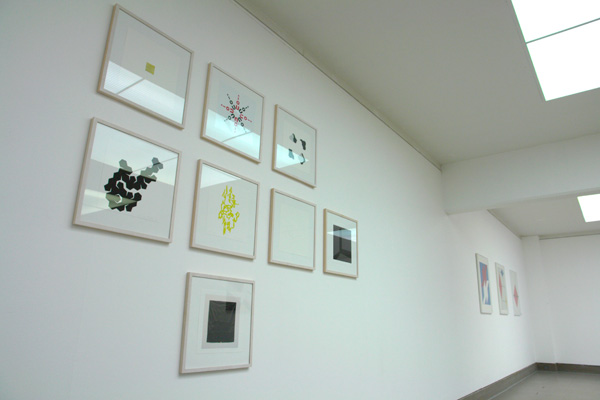 IS editions installation view at GKG Bonn
